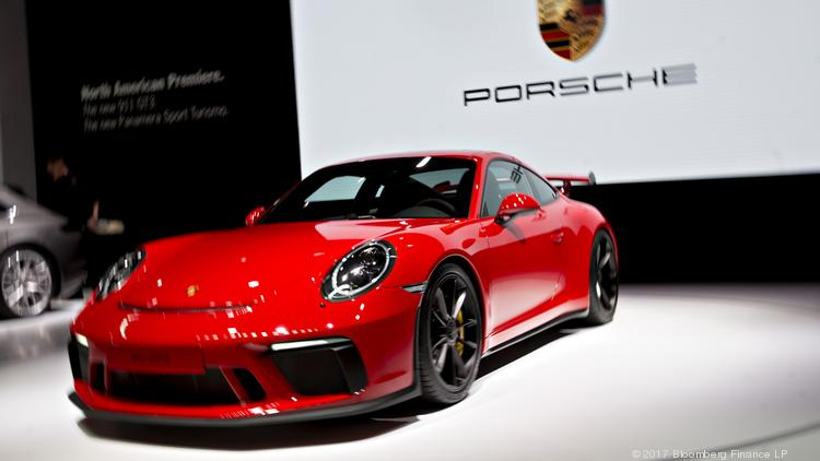 Porsche To Hire Employees At New Digital Innovation Center In - Santa clara car show