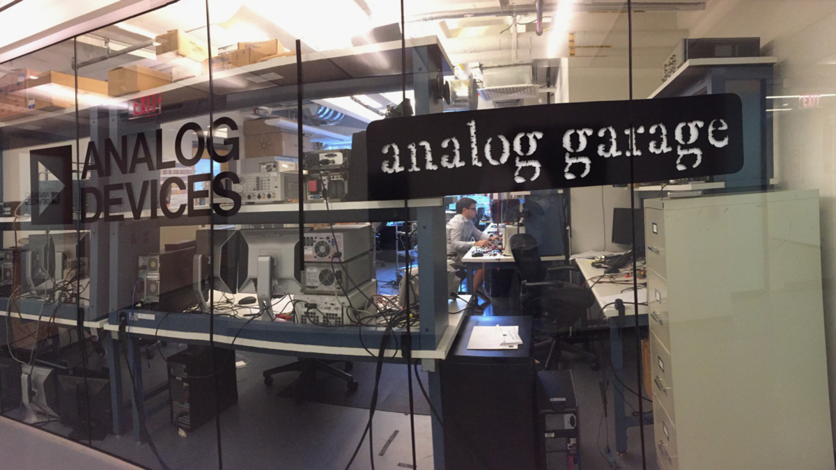 Analog Devices To Triple Size Of Analog Garage In Move