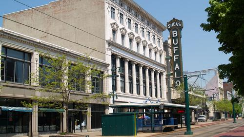 Property Spotlight: Office Space Now Available in Buffalo's Prime & Historic Downtown Location