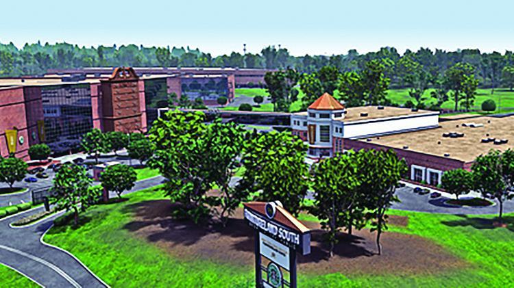 Furnitureland South In Jamestown Spans About 1 3 Million Square Feet