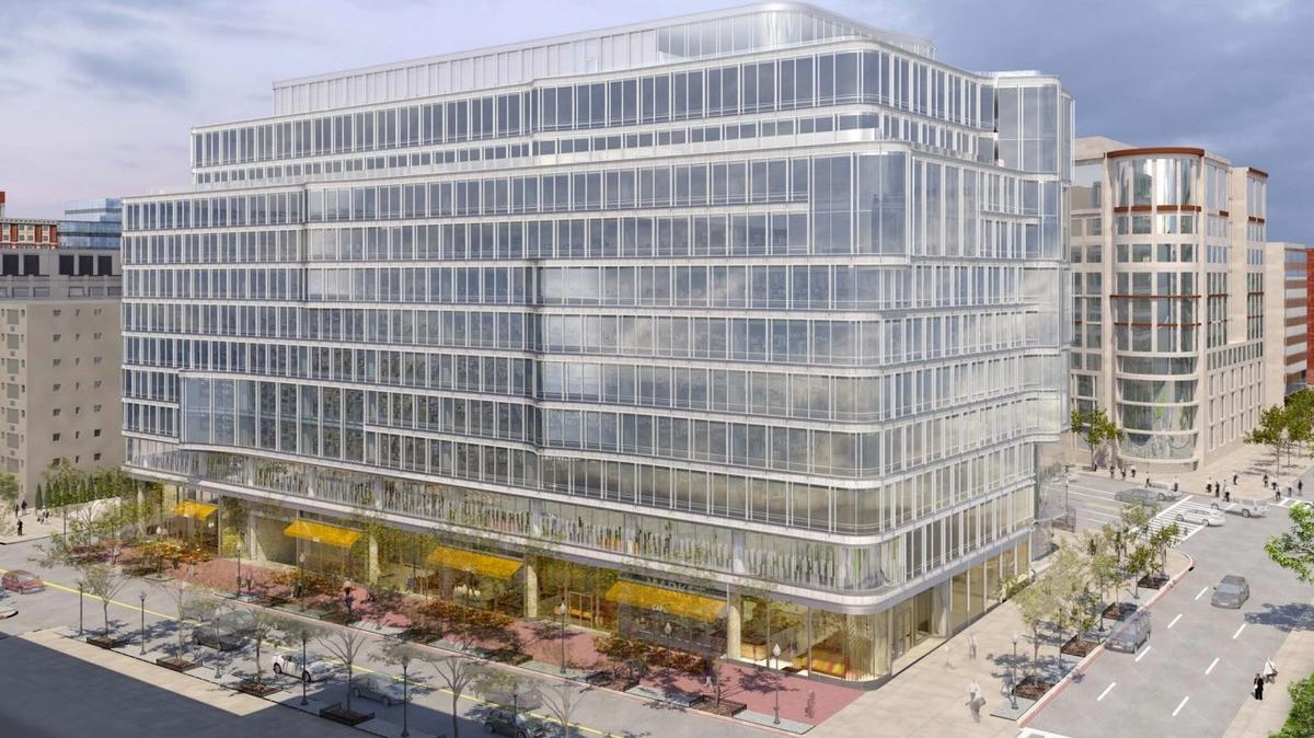 Wilmer Cutler Pickering Hale and Door LLP in talks to anchor Boston Properties' (NYSE: BXP) planned Foggy Bottom project - Washington Business Journal
