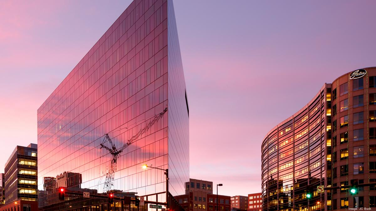 Triangle building in denvers lodo acquired for 154 million denver business journal