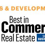 Top commercial real estate projects and transactions to be celebrated