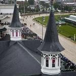Choosing their words: How NBC's team calls the Kentucky Derby action