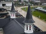 Churchill Downs picks up the pace in buying nearby homes