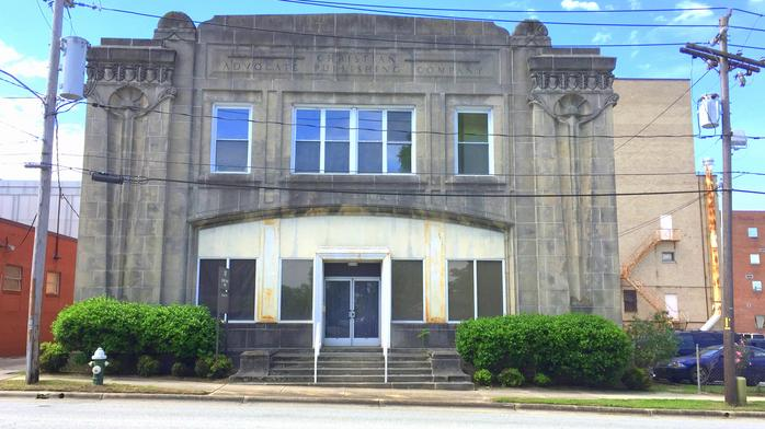 Demolition of Egyptian revival building in Greensboro delayed