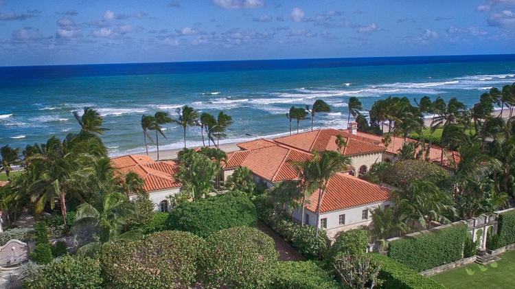 7c0b0289b42e The home at 100 Casa Bendita in Palm Beach was sold by a company linked to
