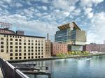 GE provides first interior glimpse of $200M 'Innovation Point' HQ campus in Boston
