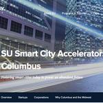 Startups to compete for $100K investments from new Columbus Smart City Accelerator