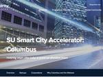Columbus Smart City accelerator seeks IoT, transportation startups