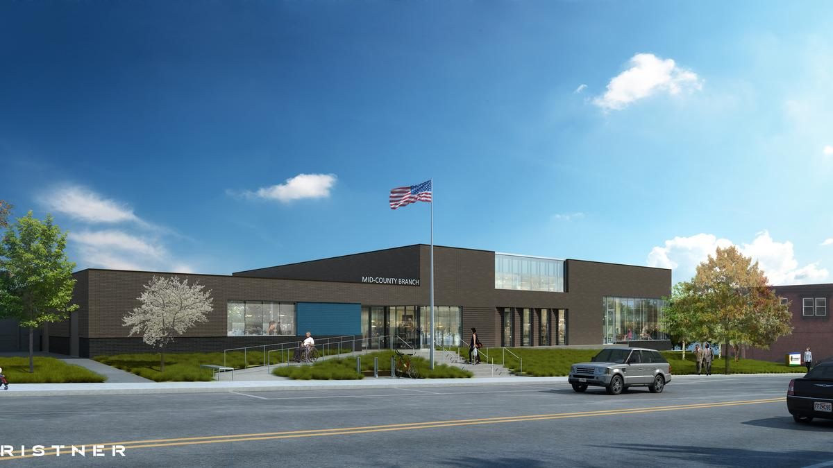 St Louis County Library To Begin Construction On 8 5