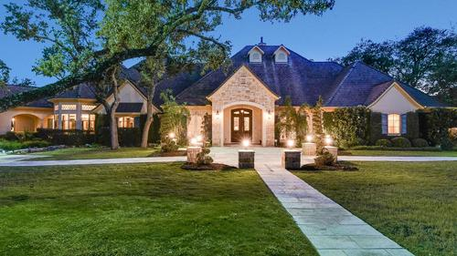 An Exquisite French Country Estate