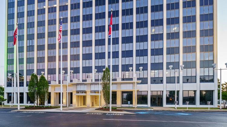 Clark Tower owner In-Rel claims wrongful foreclosure by