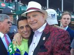 Jeff Ruby sponsored the winning Kentucky Derby jockey; what's that worth?