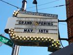 Resurrected Grandview Cafe ready for its revival