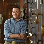 He left the Albany area for Nashville. Now he's back, running a Clifton Park business