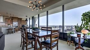 Beautiful One Park Place Condo