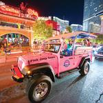 Why Pink Jeep is trying to expand its Las Vegas presence after 16 years of operating there