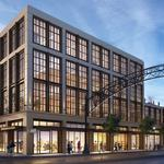 RENDERINGS: <strong>Pizzuti</strong> gets OK for Short North mixed-use complex on Grandview Mercantile site