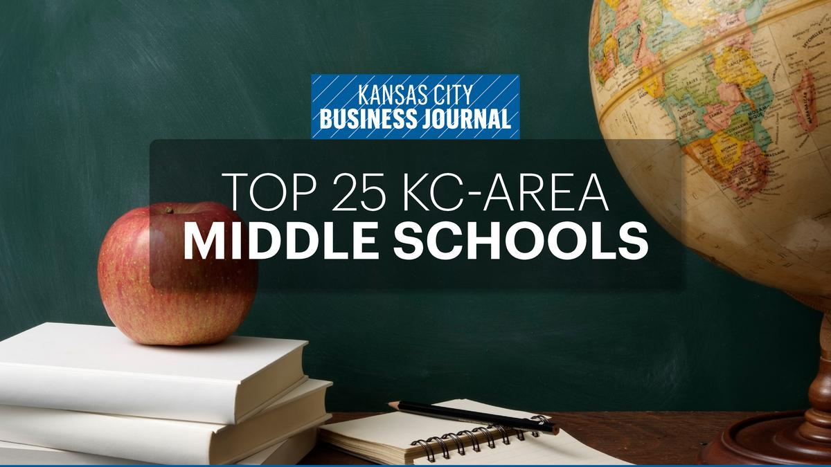 The Kansas City Areas Top 25 Middle Schools Kansas City Business