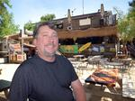 This executive once wanted to be a pilot. Now, he owns a cantina