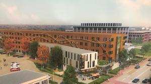 Student housing project on Main Street graduates to next level