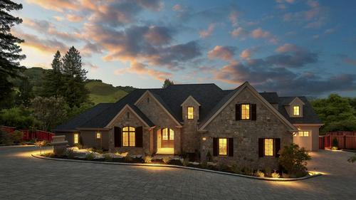 Just Listed! Luxury New Construction in Lafayette