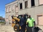 Contractor sees chance to build careers on Bader Philanthropies HQ project
