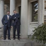 <strong>George</strong> <strong>Nemphos</strong> has started his own law firm — and it's growing