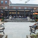 Green Spring Station wraps up $500,000 courtyard renovation