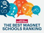 Nearly a dozen Tampa Bay area magnet schools make a list of the best in the U.S.