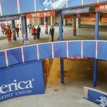 CommunityAmerica unveils its gate at Arrowhead