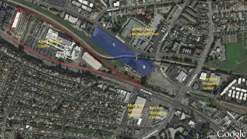 South San Francisco issued a request for qualifcations for a 6-acre ...
