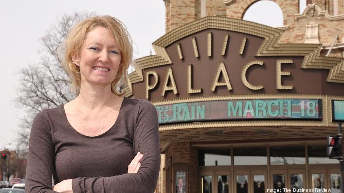 3-18-2013,   Holly Brown, general manager, Palace Theatre