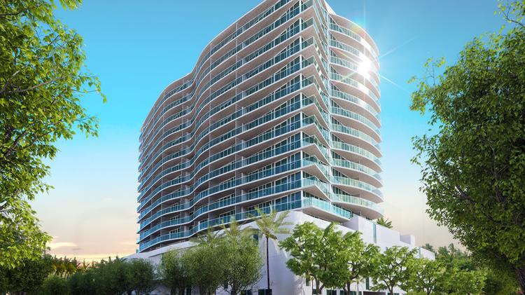 The Pure Residence Hotel Condo In Pompano Beach Would Have 187 Units