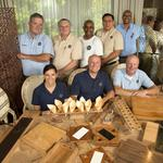 Quaintance-<strong>Weaver</strong> unveils its craft guild's latest hotel and restaurant furnishings (PHOTOS)