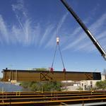New $22 million Bailey Avenue bridge 'on schedule'