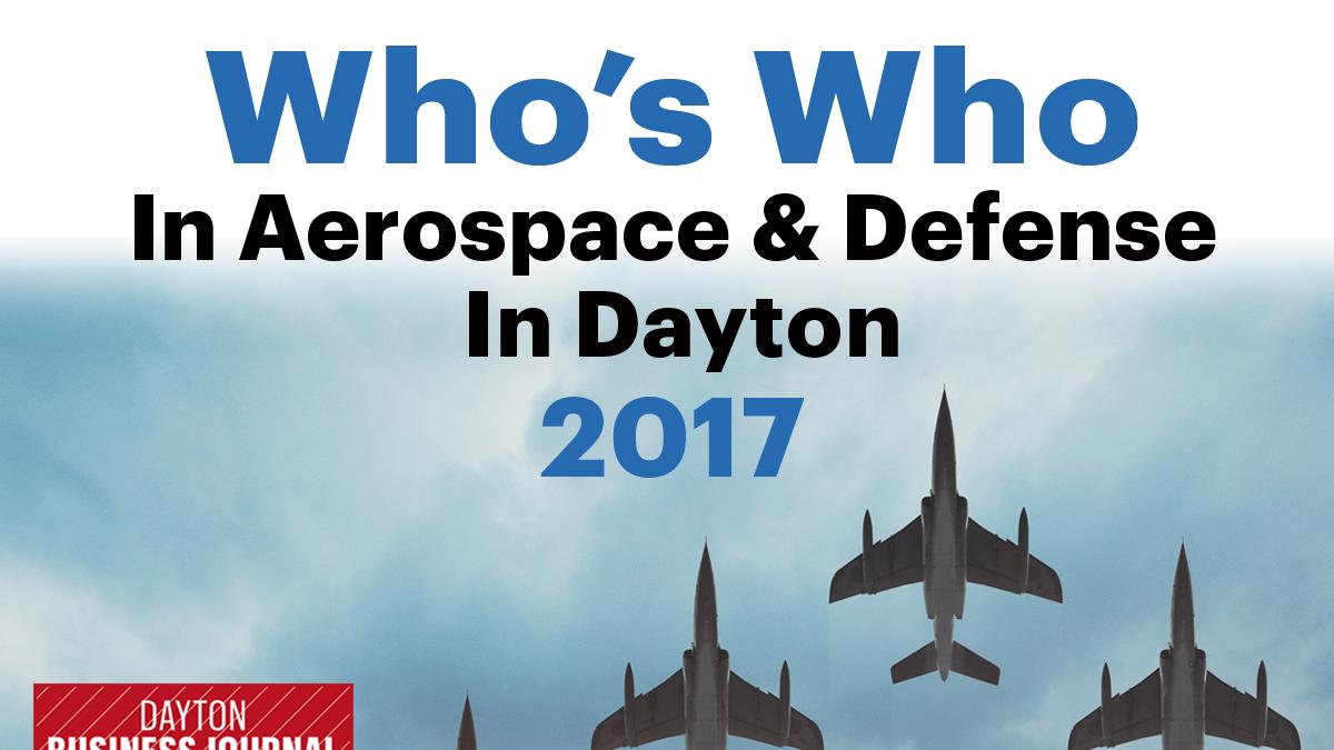 DBJ names the Top 100 Who's Who in Aerospace and Defense ...
