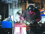How I forged my own path in metalworking