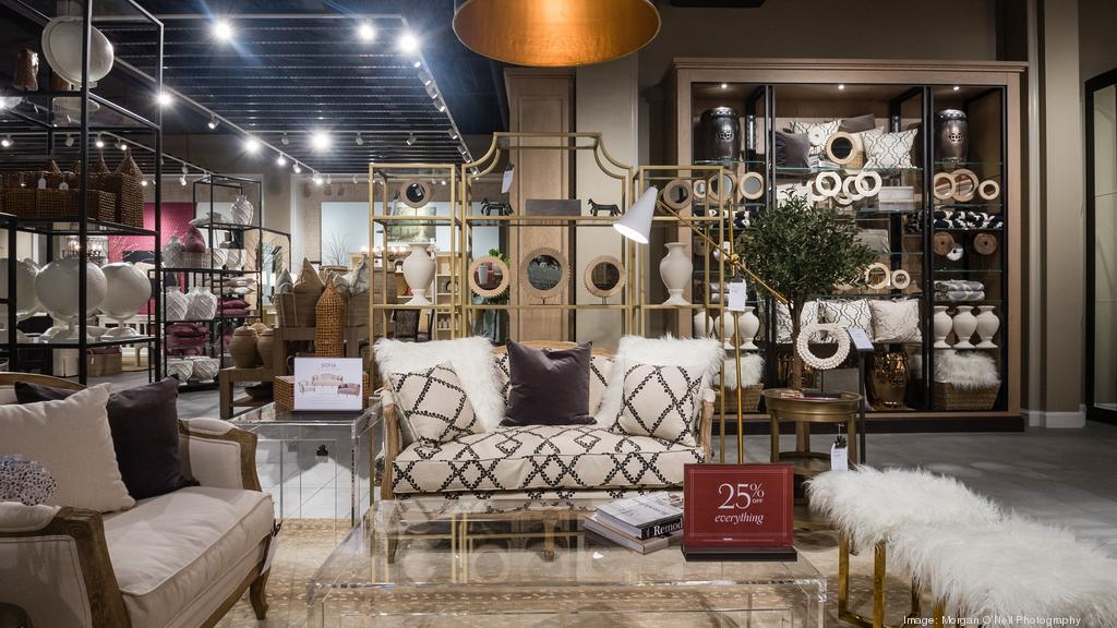Atlanta based home decor retailer ballard designs sets charlotte opening charlotte business journal