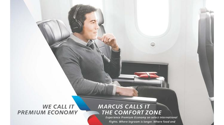American Airlines Bringing Premium Economy To Chicago For Test Run Chicago Business