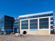 The building at 250 Assay St. will offer retail and office space in Generation Park.