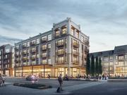 The development at 255 Assay St. will primarily offer multifamily units, though it contains some retail space.