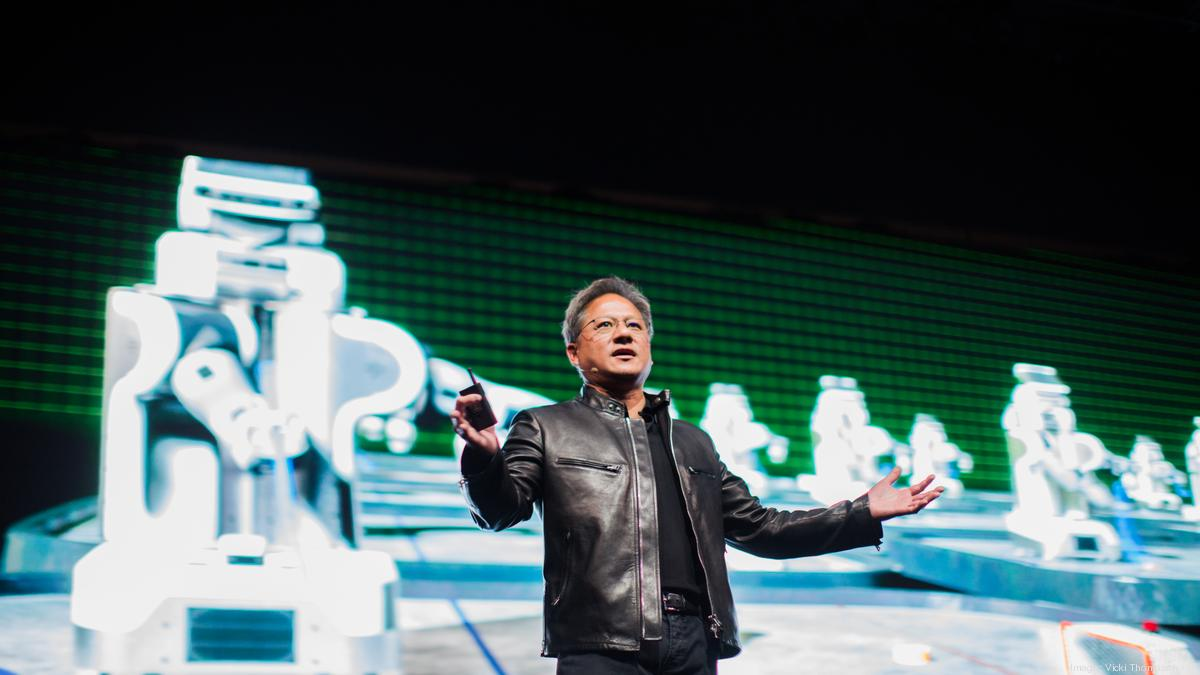 Hbr Names Nvidia S Huang Top Performing Ceo Of 2019 Salesforce S Benioff Adobe S Narayan Amd S Su And Cisco S Robbins Also Rank Silicon Valley Business Journal