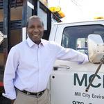 Environmental entrepreneur is rock solid in Lowell