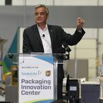 Here's why Sealed Air is showing off its packaging machines in Louisville, not Charlotte (PHOTOS)