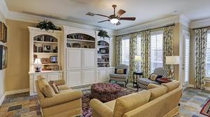 Lovely Traditional Home in Gated Spring Branch Enclave