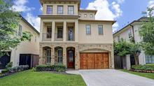 Walk to River Oaks Shopping Center From This Custom Home