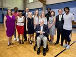 Charlie Loudermilk gives to inspire homeless youth to succeed