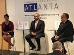 Mayoral and city council candidates speed date with business group